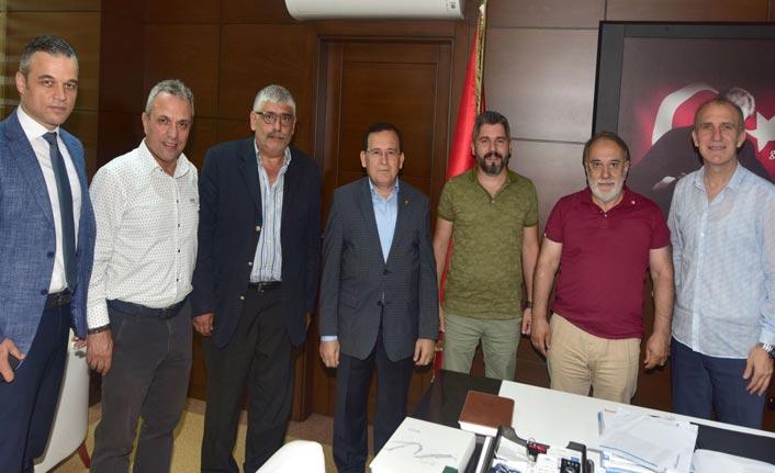 Trabzon'da sağlık turizmi konuşuldu