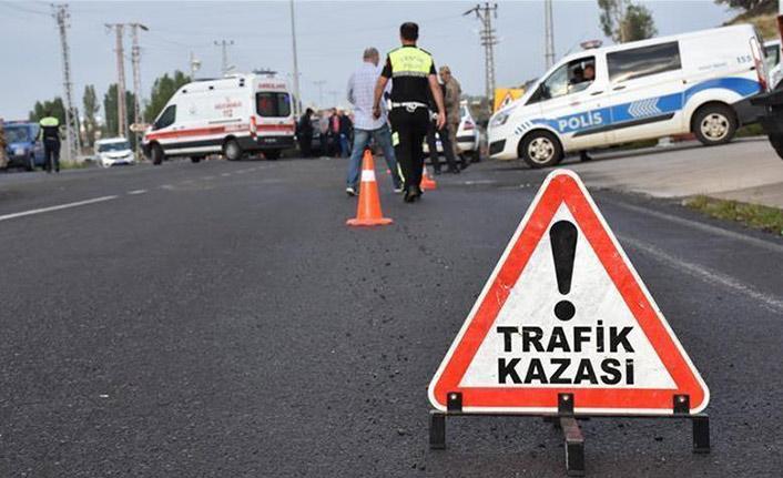Fatsa'da trafik kazası!