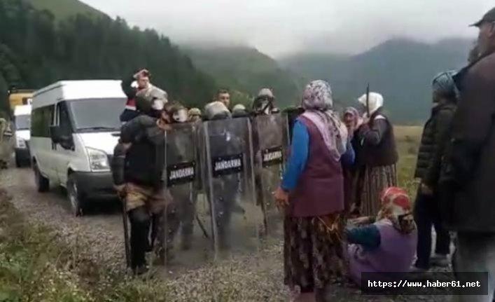 Gümüşhaneli köylülerden açıklama geldi: Askere karşıymışız gibi gösterilmek isteniyoruz