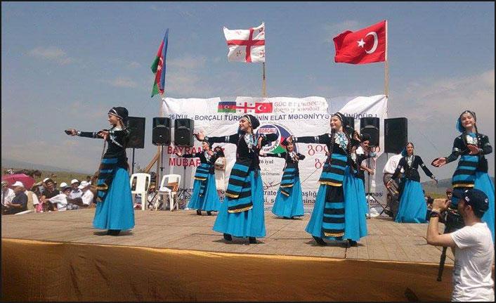 Gürcistan'da Borçalı Türkleri, 'Elat Bayramını' kutladı! Elat Bayramı nedir?