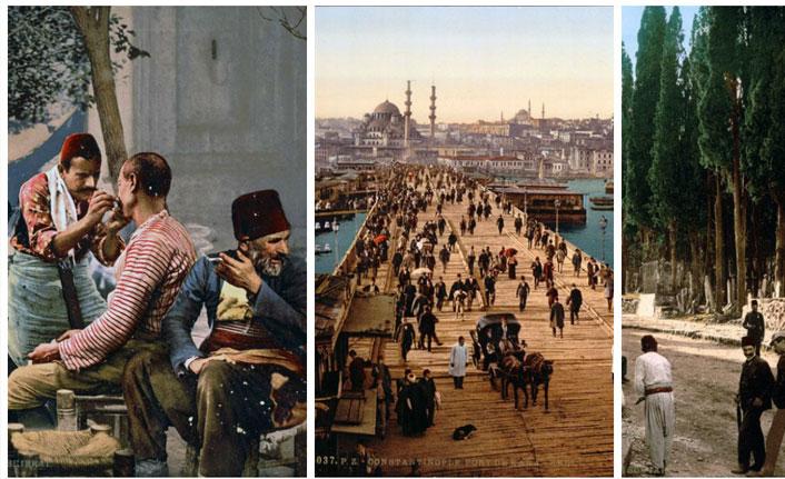 Türkiye'nin ilk renkli kartpostallarını üreten iş adamı 93 yaşında işinin başında
