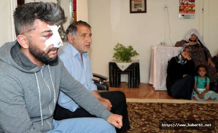 Yan bakma kavgasında yaralanan Ömer'in annesi: İzlediğim benim çocuğummuş