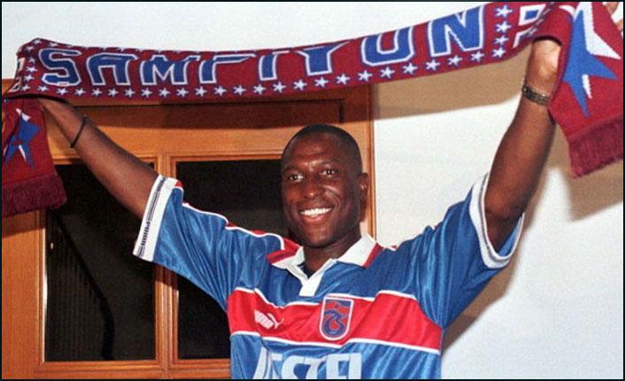 Eski Trabzonsporlu Campbell'in paylaşımı heyecanlandırdı