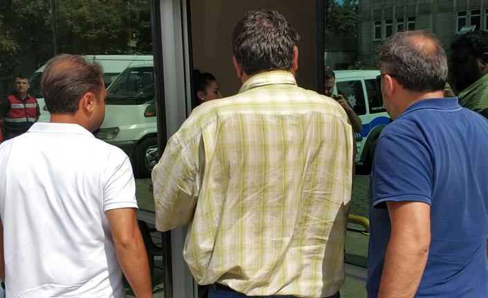 Gezmek için 2 otomobil çalan hırsız tutuklandı | Samsun Haberleri
