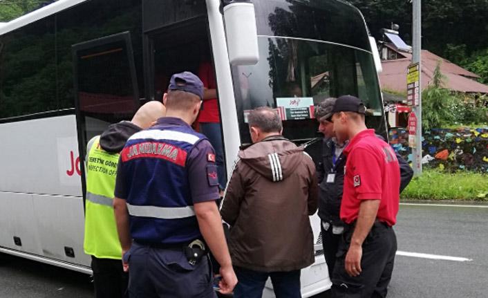 Kaçak tur düzenleyen acentelere ceza yağdı