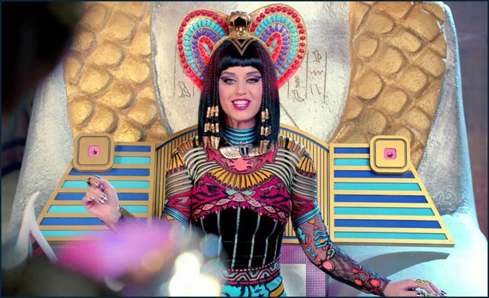 Katy Perry'nin Dark House şarkısı çalıntı çıktı! İşte o şarkı...