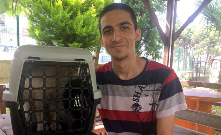Kedisini kurtarmak için fuel-oil dolu kuyuya atlamıştı, AFAD gönüllüsü oldu | Ordu Haberleri
