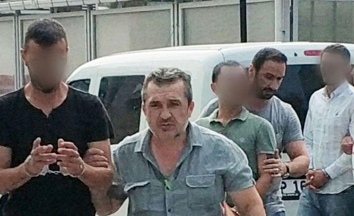 Samsun'da silahla yaralamaya 3 tutuklama | Samsun Haberleri