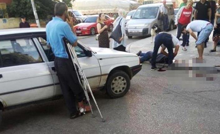 Kazada yaralanan motosiklet sürücüsü hayatını kaybetti - Ordu Haberleri