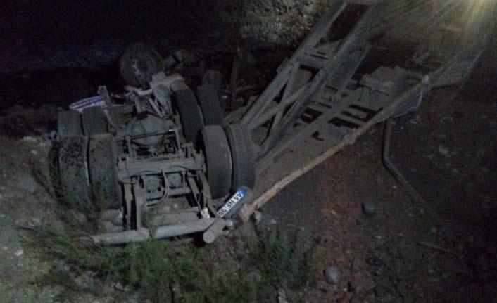 Malatya'da iki ayrı trafik kazası!