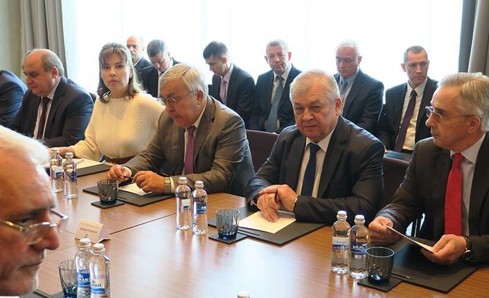 Suriye konulu 13. Garantörler Toplantısı başladı