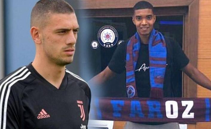 Trabzonspor'un transferi Fernandes'e Merih garantisi