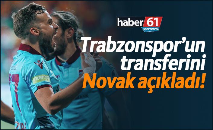 Novak'tan heyecanlandıran paylaşım! Alexander Sörloth...
