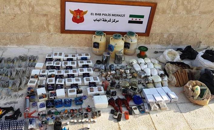Bab'da terör örgütü DEAŞ'a darbe