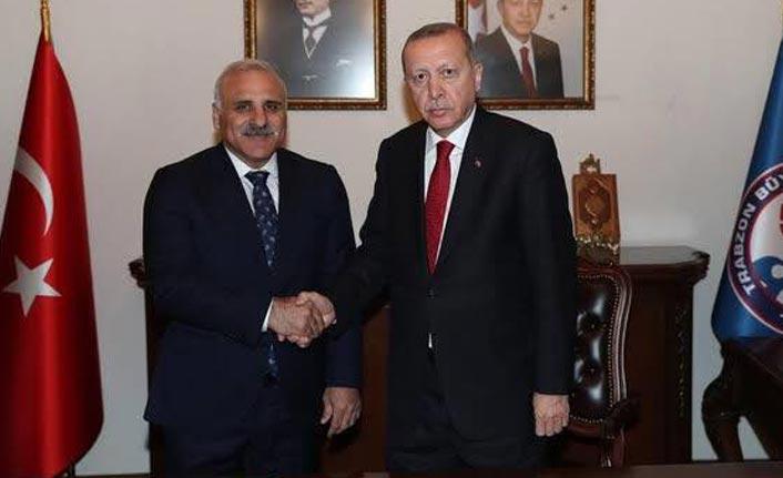 Cumhurbaşkanı Erdoğan Trabzon'da o bölge için talimat verdi