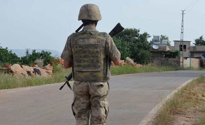 Terör saldırısı: 1 asker şehit oldu