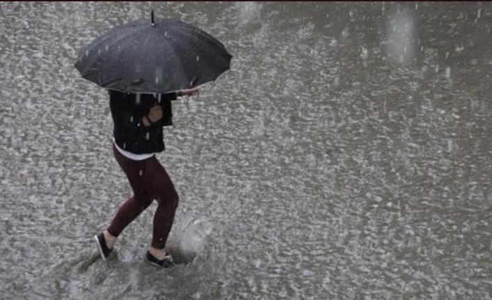 Trabzon'a sağanak yağış geliyor