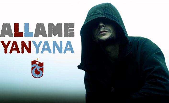 Trabzonspor'un 'Yanyana' marşı beğenildi!