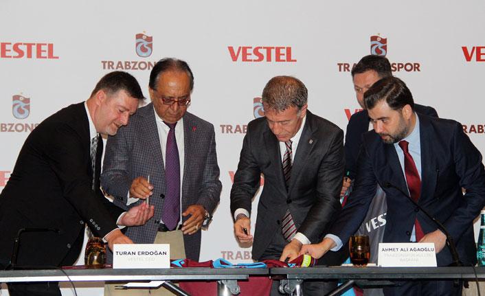 Trabzonspor VESTEL sponsorluğundan ne kadar kazanacak?