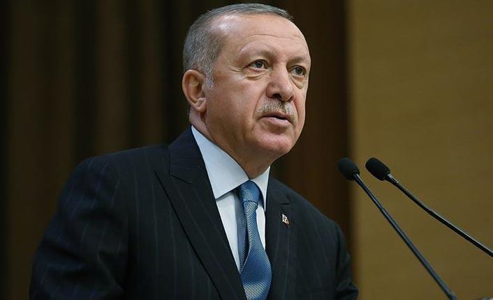 """Cumhurbaşkanı Erdoğan: """"Fırat Kalkanı ve Zeytin Dalı ile başlayan süreç farklı bir aşamaya geçecek"""""""