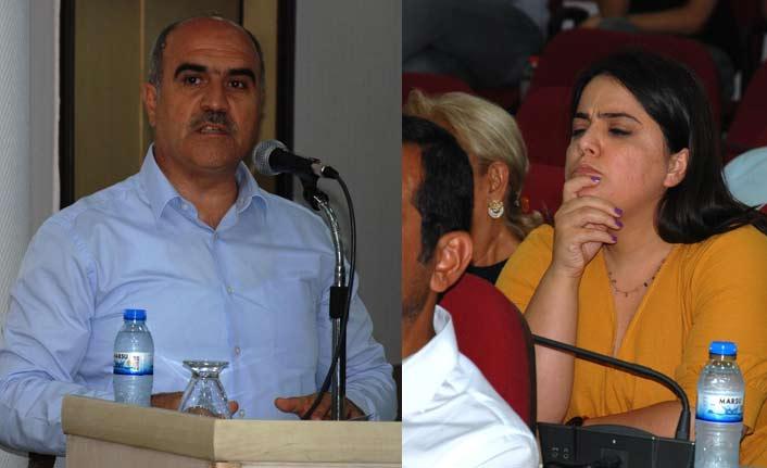 Mecliste sert HDP tartışması