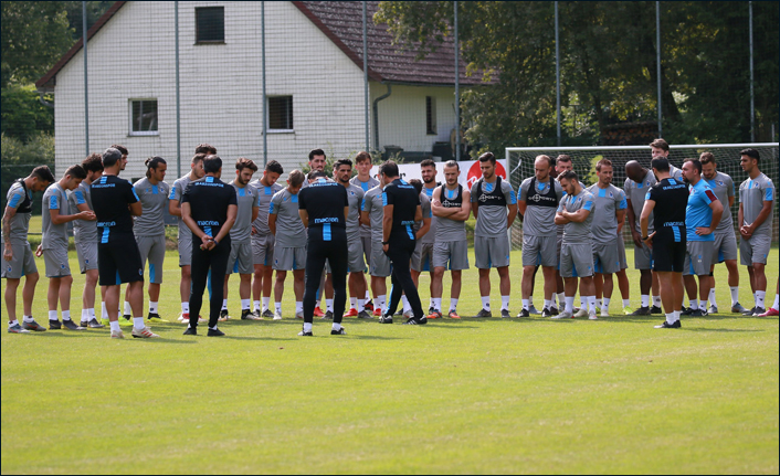 Trabzonspor'da o isimler ilk kez Avrupa maçına çıkacak!