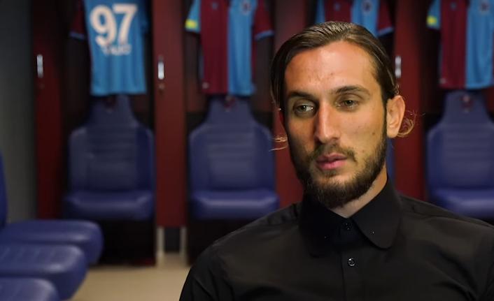 Trabzonspor'dan Yusuf Yazıcı'ya veda!