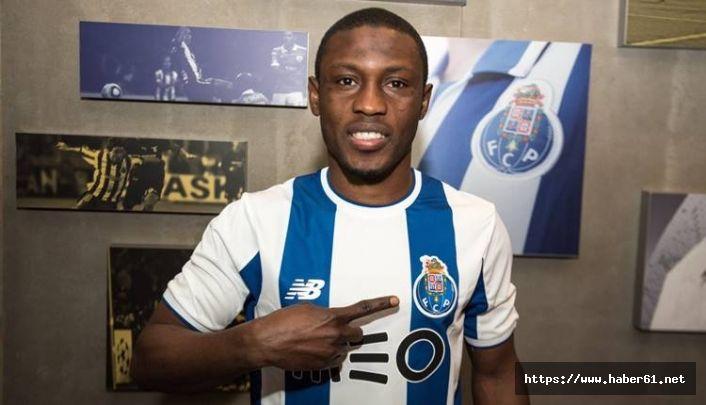 Trabzonspor'un eski futbolcusu Porto'da!