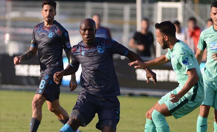 Sparta Prag Trabzonspor maçında canlı yayın krizi
