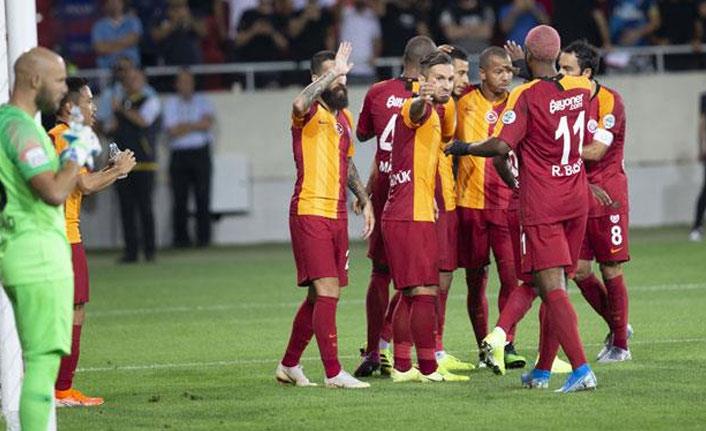 Süper Kupa'nın galibi Galatasaray oldu