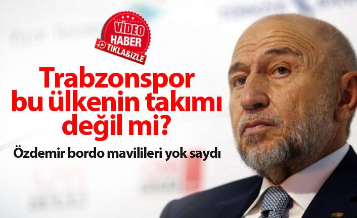 Trabzonspor bu ülkenin takımı değil mi?
