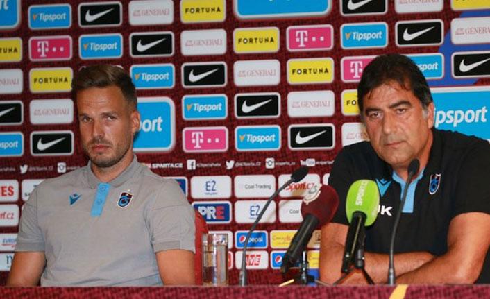 Ünal Karaman: Prag maçı için mazeretimiz yok!