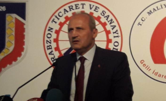 Bakan Turhan Detay verdi - Erzincan Trabzon Demiryolu kaç km olacak?
