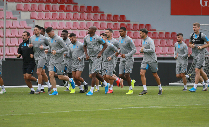 Sparta Prag - Trabzonspor maçının yayınlayacak kanal belli oldu!