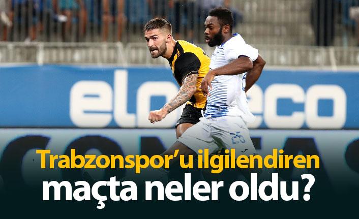 Universitatea Craiova - AEK Atina maçı ne oldu?