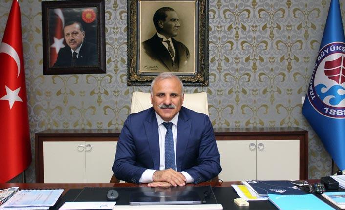 Başkan Zorluoğlu'ndan Bayram mesajı