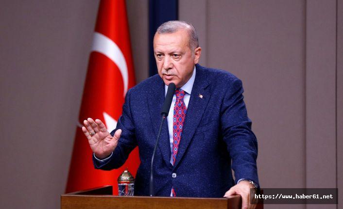 Erdoğan Trabzon milletvekilleri ile buluştu!