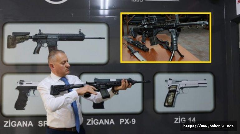 Milli Piyade Tüfeği Trabzon'da seri üretime geçiyor