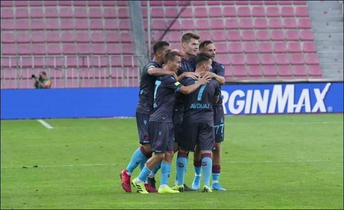 Trabzonspor'dan yenilmezlik serisi