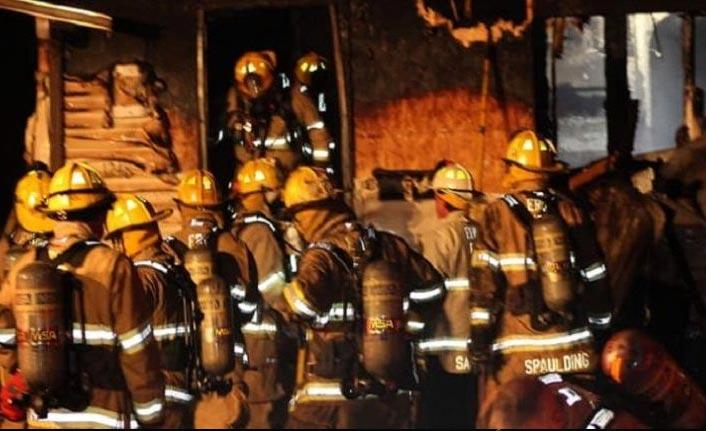 Evde yangın: 5 çocuk hayatını kaybetti