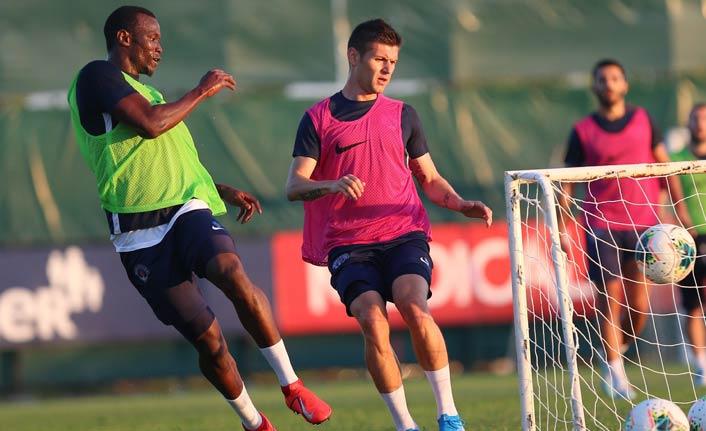 Kasımpaşa Trabzonspor'a hazırlanıyor