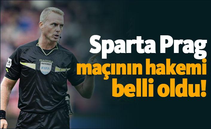 Trabzonspor - Sparta Prag maçının hakemi belli oldu!
