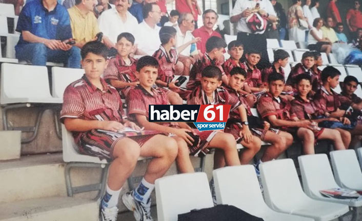 İşte Trabzonspor'un ilk keşan forması