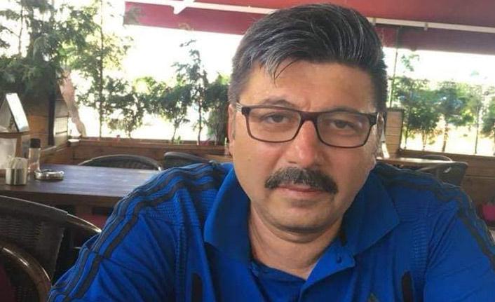 Kalp krizi geçiren gazeteci öldü