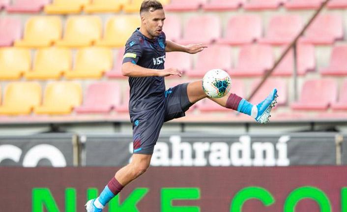 Trabzonspor Novak'la sözleşme uzatacak