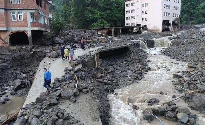 Doğu Karadeniz için korkutan tespit : Doğal afetler artacak