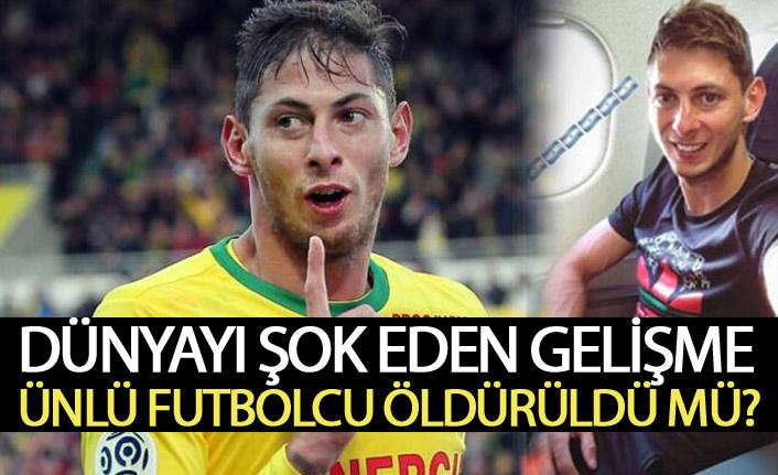 Dünyayı şok eden gelişme! Ünlü futbolcu öldürüldü mü?
