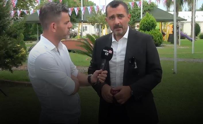 """Ulaş Özdemir: """" Trabzonspor için yeni projeler yolda"""""""