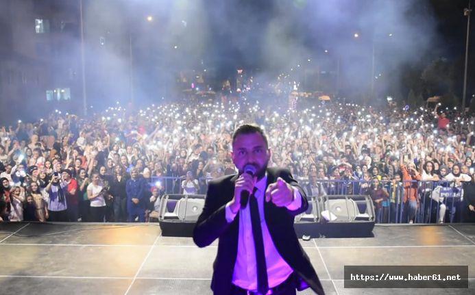 Aslan Kar Trabzonspor marşı ile festivali yıktı geçti