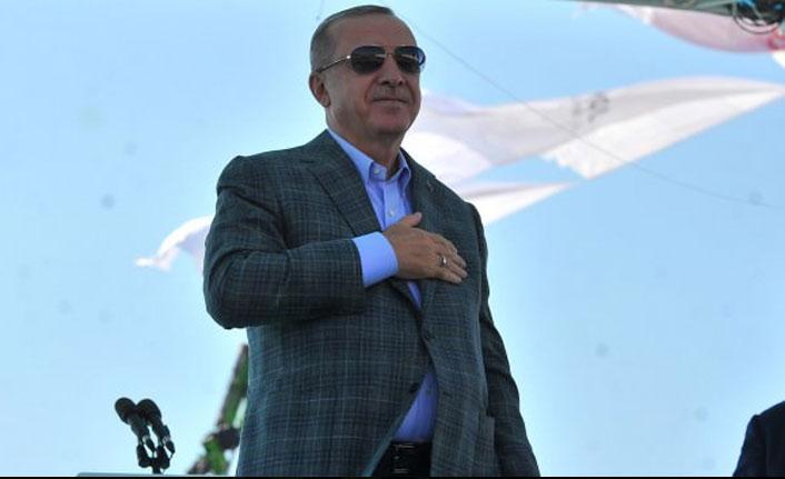 Cumhurbaşkanı Erdoğan Trabzon'a teşekkür etmeye geliyor